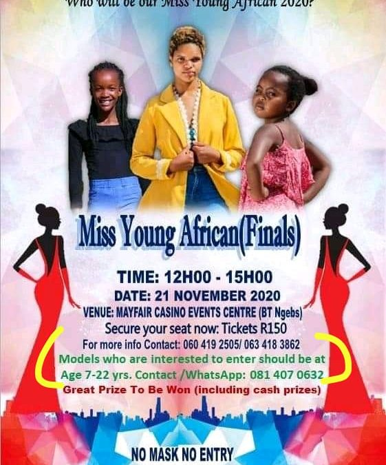 Miss Young African Finals