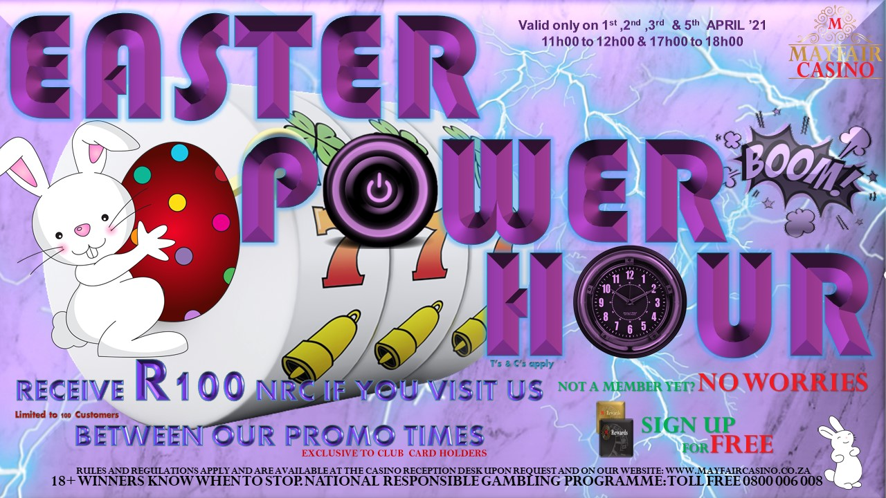 Easter Power Hour